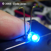 cheap blue led