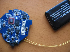 Blue led circuit board