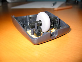 Mouse housing