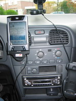 Bluetooth stereo in the car