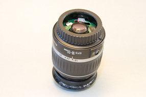 Canon EFS 18-55 Macro lens
