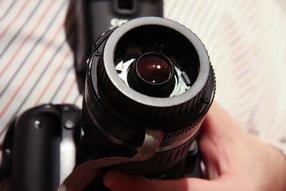 Canon EFS 18-55 DIY Macro