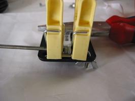 Building PDA holder