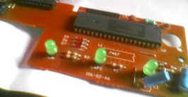 keyboard controller pcb